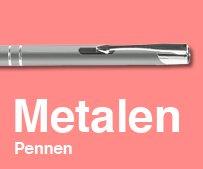 Metalen pennen als relatiegeschenk