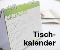 Tischkalender Werbemittel