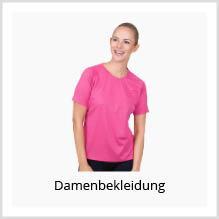 Damenbekleidung als Werbekleidung bedrucken