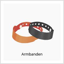 Armbanden als relatiegeschenk
