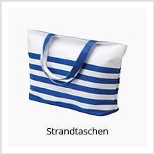 Strandtaschen als Werbeartikel