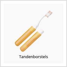 Tandenborstels als relatiegeschenk