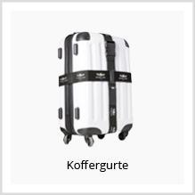 Koffergurte als Werbeartikel